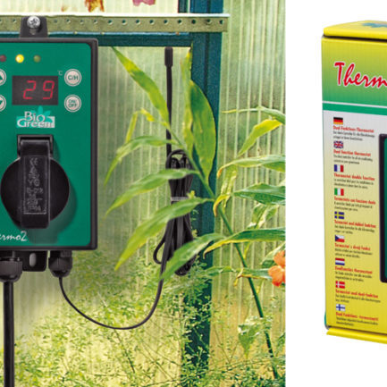 Thermostat horticole